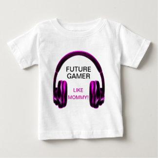 Future Gamer Like Mommy! Shirts