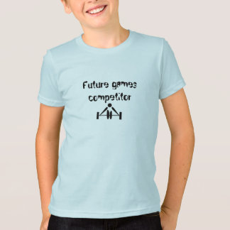 Future games competitor T-Shirt