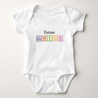 Future Genius Baby Baby Bodysuit