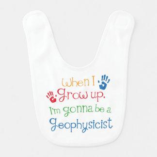 Future Geophysicist Baby Bib