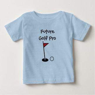 """Future Golf Pro"" Baby Shirt"