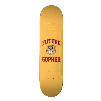 Future Gopher Skate Board Deck