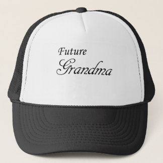 Future Grandma Trucker Hat