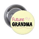 Future Grandma Tshirts and Gifts Button