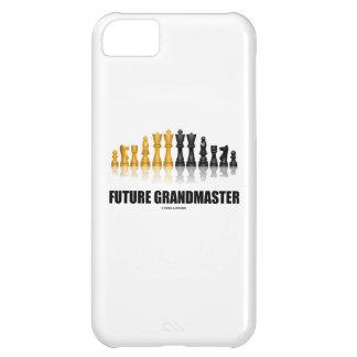 Future Grandmaster (Reflective Chess Set) iPhone 5C Case