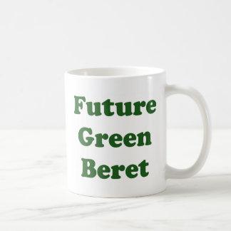Future Green Beret Coffee Mugs
