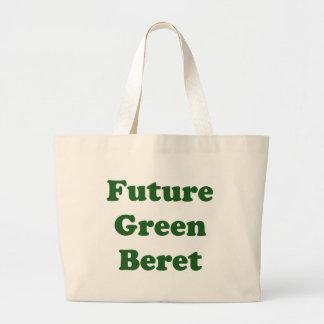 Future Green Beret Canvas Bag
