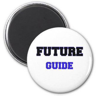 Future Guide Fridge Magnet