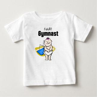 Future Gymnastics Star (Uneven Bars) Baby T-shirt
