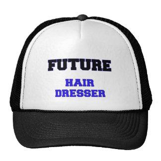 Future Hair Dresser Trucker Hats