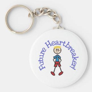 Future Heartbreaker Basic Round Button Key Ring