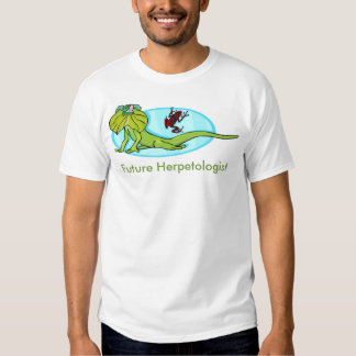 Future Herpetologist T Shirts