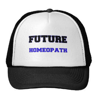 Future Homeopath Mesh Hat