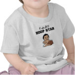 Future Hoop Star (Ethnic) Baby Wear Tees