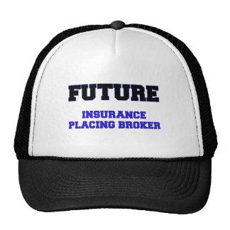 Future Insurance Placing Broker Trucker Hats