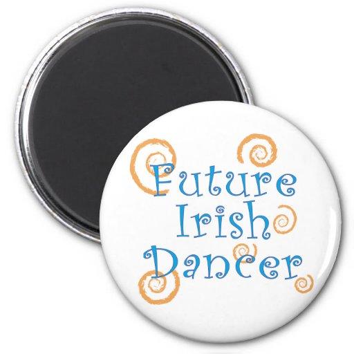 Future Irish Dancer - Original Version Fridge Magnet