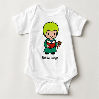 Future Judge - Boy Baby Bodysuit