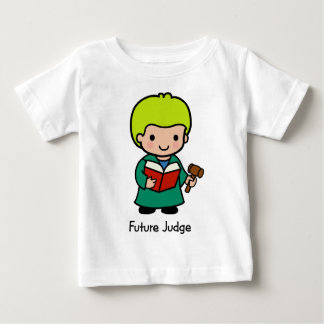 Future Judge - Boy Baby T-Shirt