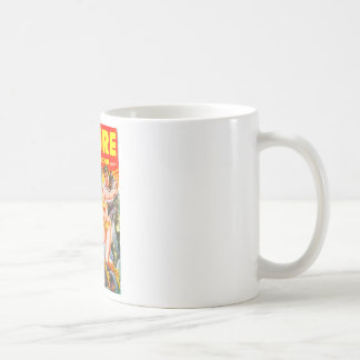 Future July_August 1950_Pulp Art Basic White Mug