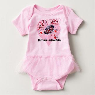 Future Las Vegas Showgirl baby pink Tshirts