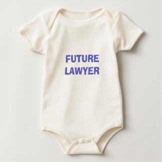 FUTURE LAWYER BABY BODYSUIT