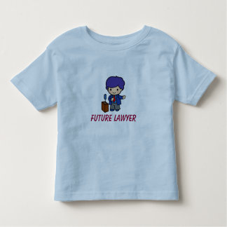 Future Lawyer - Boy Toddler T-Shirt