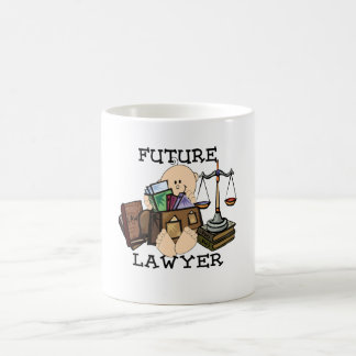 Future Lawyer Coffee Mug