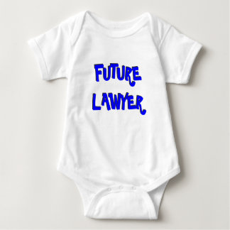 Future Lawyer Infant Creeper (Onesy)