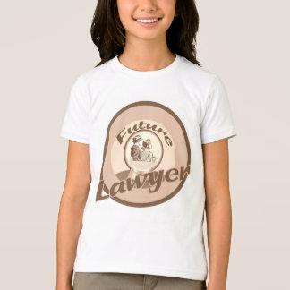 Future Lawyer Kids Occupation T-shirt