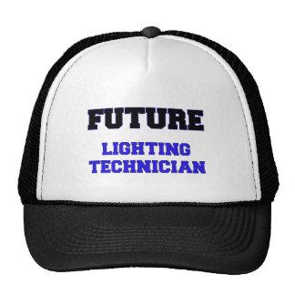 Future Lighting Technician Hat