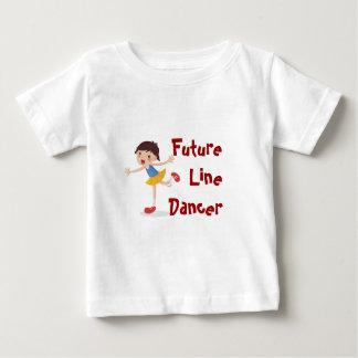 Future Line Dancer! - Girl Tees