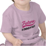Future Lobbyist Tee Shirts
