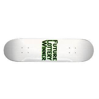 Future Lottery Winner Skate Board Decks