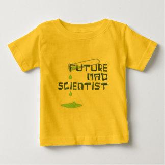 Future Mad Scientist Baby T-Shirt