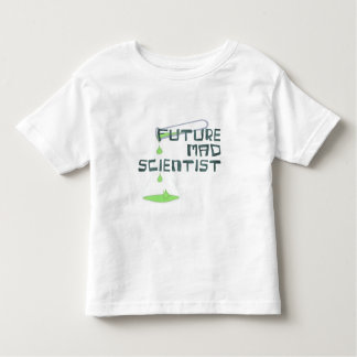 Future Mad Scientist Toddler T-Shirt
