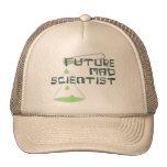 Future Mad Scientist Trucker Hats