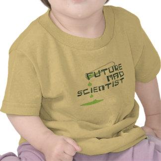 Future Mad Scientist T Shirts