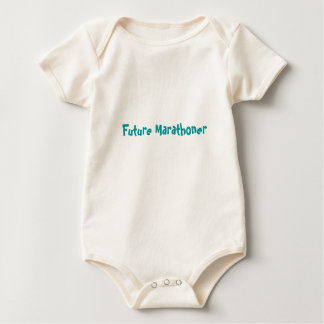 Future Marathoner Baby Bodysuit