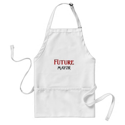 Future Mayor Aprons
