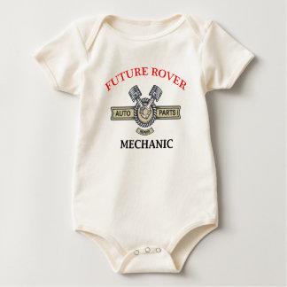 Future Mechanic Baby Bodysuit
