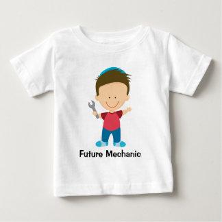 Future Mechanic Boy Kids Occupation Gift T Shirts