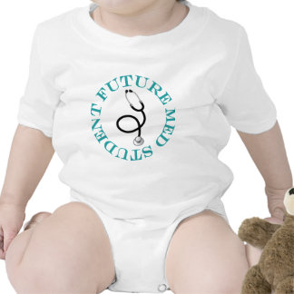 Future Med Student Baby Bodysuit