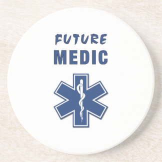 Future Medic Beverage Coaster