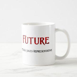 Future Medical Sales Representative Coffee Mugs