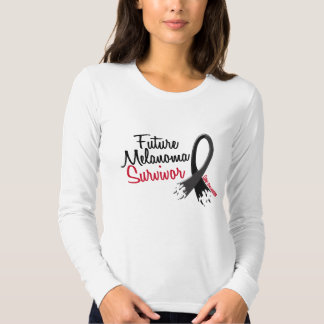 Future Melanoma Survivor T-shirts