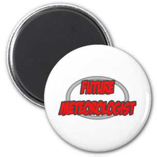 Future Meteorologist Magnets