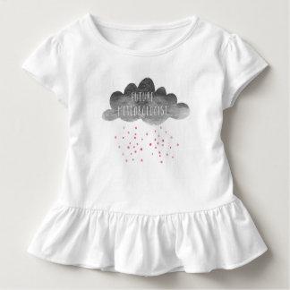 Future Meteorologist Toddler Girl T Shirt