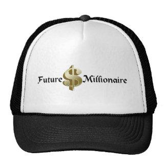 future millionaire hats