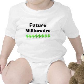 Future Millionaire Romper