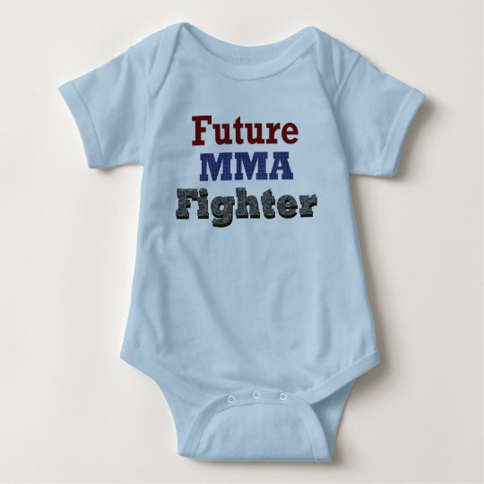 Future MMA Fighter Baby Bodysuit
